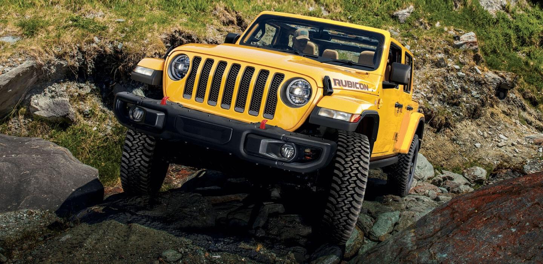Jeep Wrangler Capability