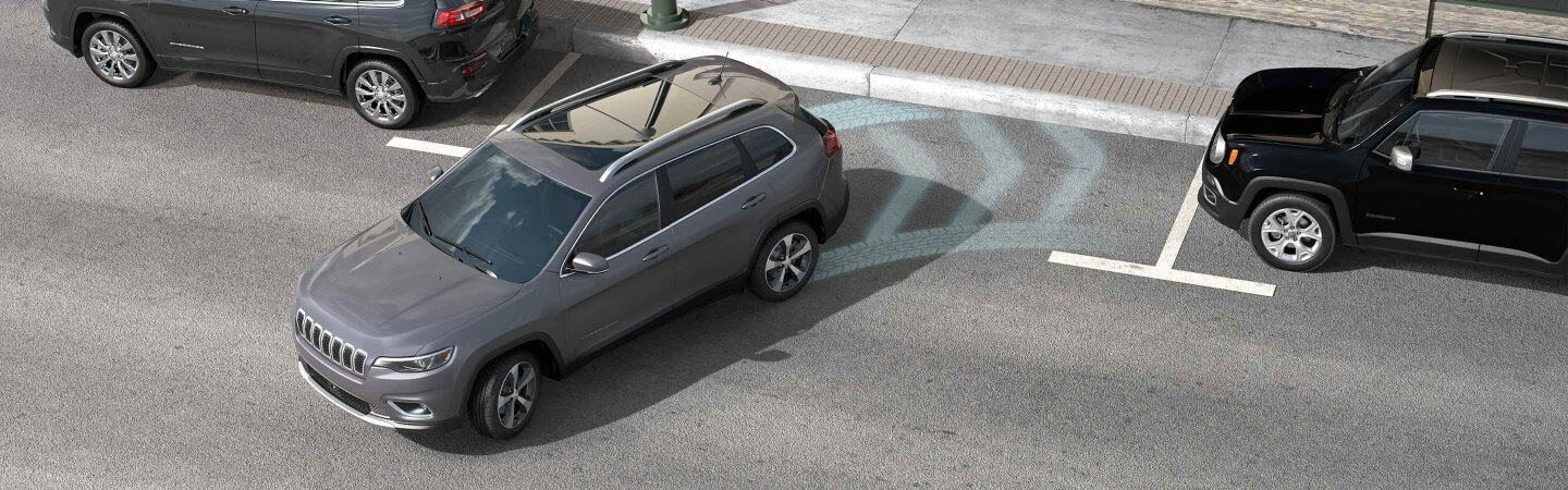 Jeep Cherokee Safety & Security