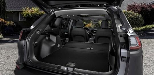 60/40 Split-Folding Rear Seat