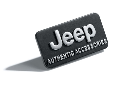 Authentic Jeep Emblem Badge