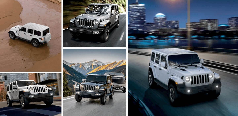 Jeep® Wrangler Overland