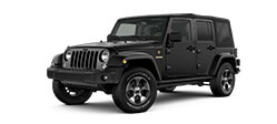 Wrangler Unlimited Freedom