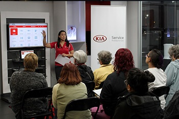 Women On Wheels Workshop In Collaboration With Kia Australia Image