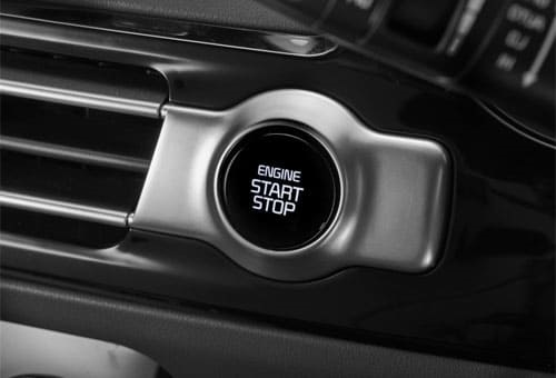Smart Key with Push Button Start