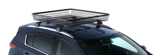 Roof Rack Bicycle Carrier (Fork Mount)