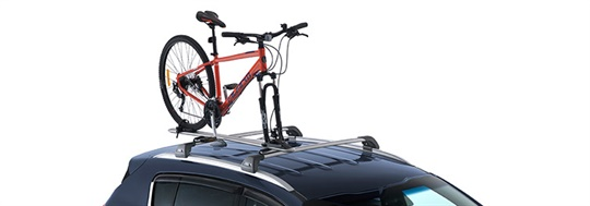 Roof Rack Bicycle Carrier (Frame Mount)