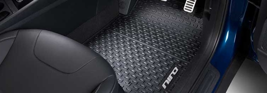 Tailored Rubber Floor Mats