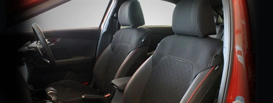 Front Seat Cover