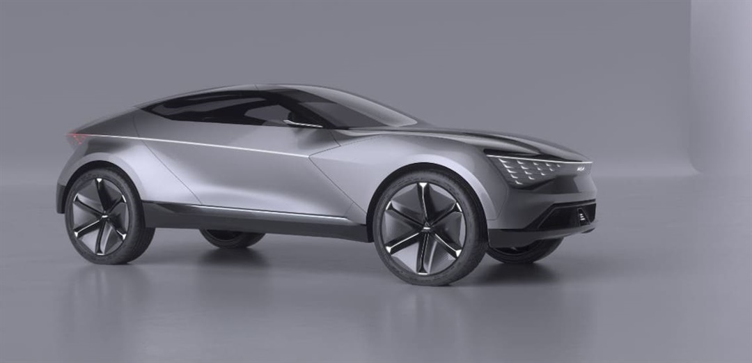 An Electric SUV Coupe with a '360-degree core'