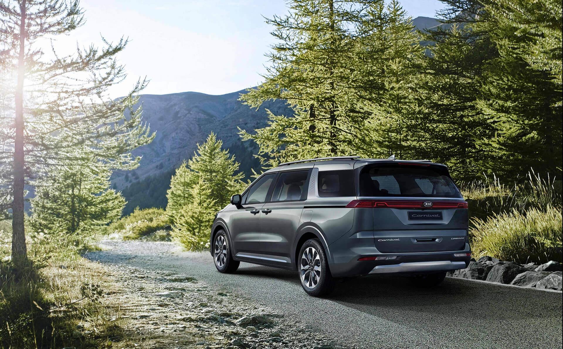 SUV-Inspired Design Extends Rearwards