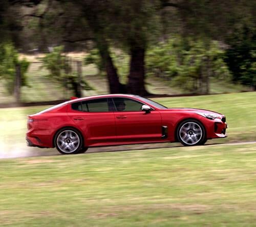 Fine-tuned for Aussie roads.