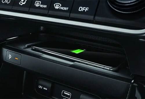 Fast Wireless Charging (Qi)