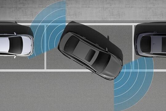 Parking Sensors & Rear View Camera*