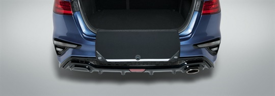 Rear Bumper Protector (Pull Out)