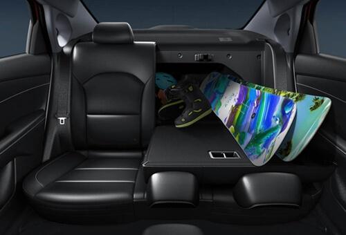 Split Fold Rear Seats