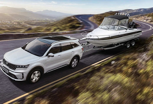 Improved towing capability