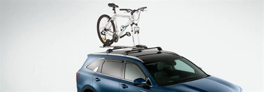 Roof Bicycle Carrier - Fork Mount