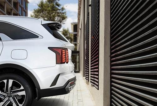 Parking Collision Avoidance Assist*