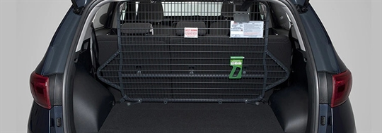 Cargo Barrier (Barrier Position)