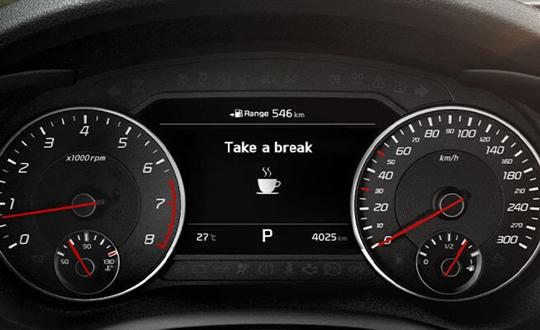 Driver Attention Alert+