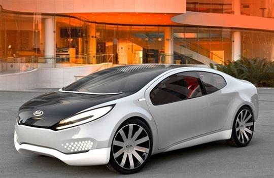 Kia Ray Concept Car