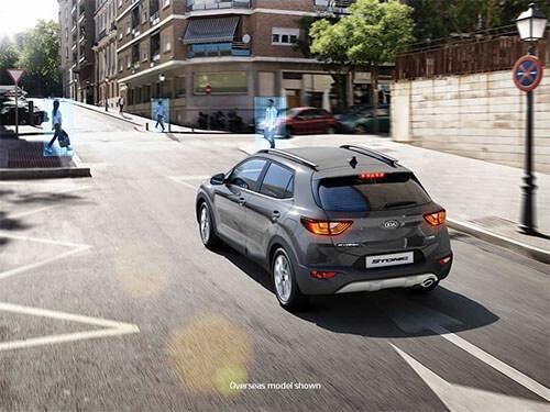Autonomous Emergency Braking (AEB - Car/Pedestrian/Cyclist)*