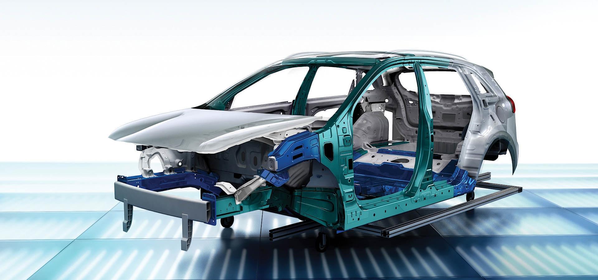 Kia Niro EV Safety