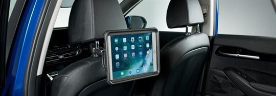 iPad Cradle - Rear Seat Entertainment