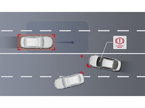 Multi Collision Braking