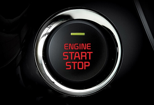 Smart Key with Push Button Start