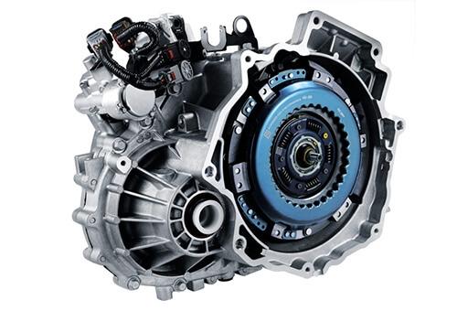 6 Speed Dual Clutch Transmission