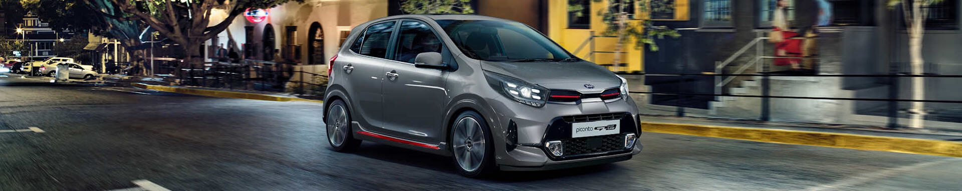 Winter & Taylor Kia Picanto