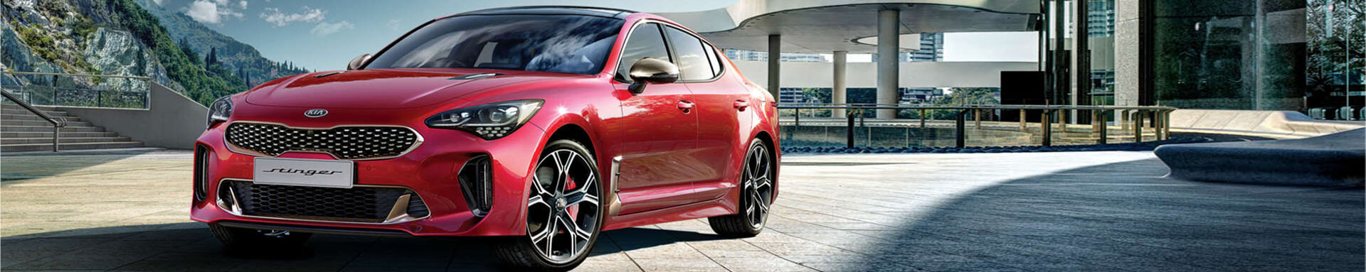 Suttons City Kia Stinger