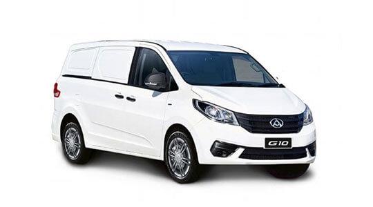 G10+ Van