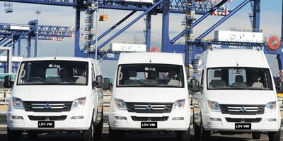 New LDV Vehicles from Bedggoods LDV