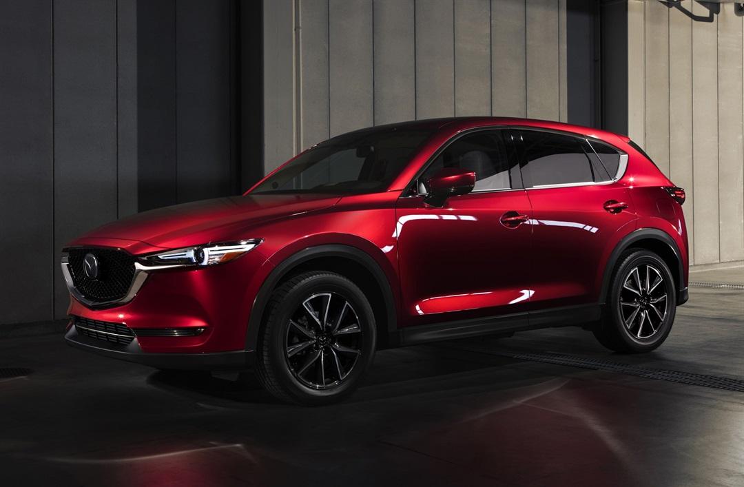 Mazda Develops New Body Colour Soul Red Crystal News At City Mazda