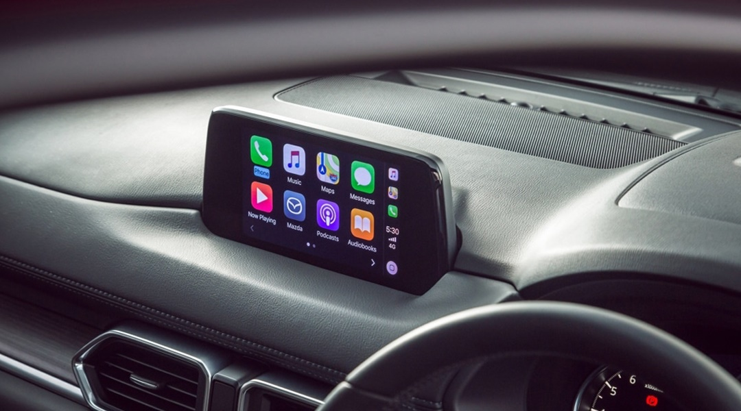 Mazda Mzd Connect Apple Carplay >> Turbo Boost for the Top-Selling Mazda CX-5 | News at Taylor Mazda