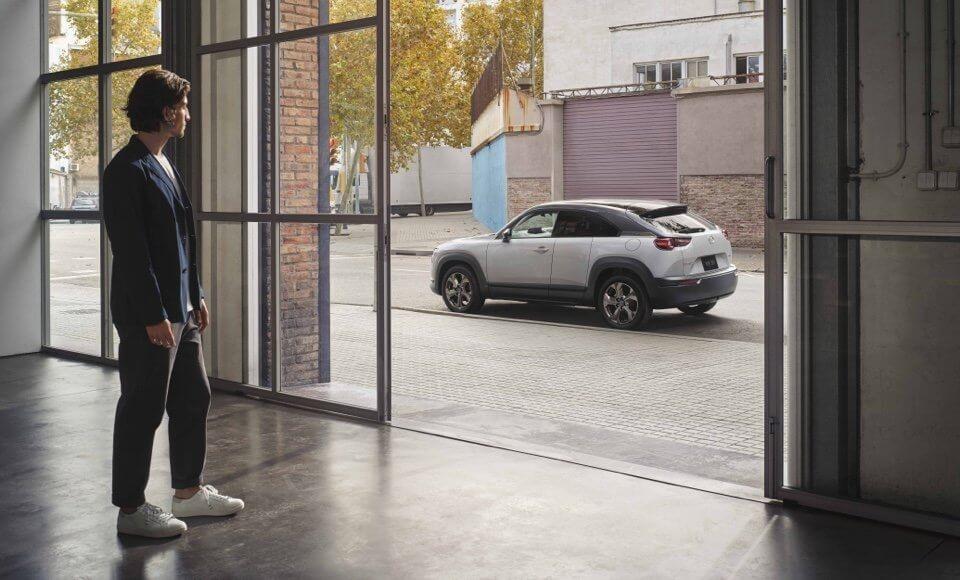 Mazda MX-30 Mild Hybrid