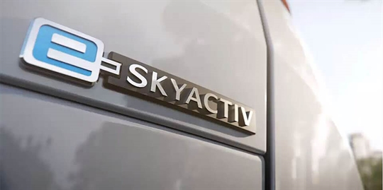 All-Electric E-Skyactiv