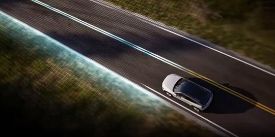 Lane Departure Warning (LDW) with Lane-Keep Assist System (LAS)