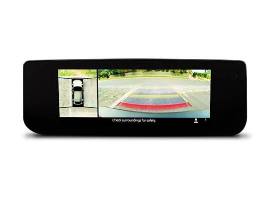 360º View Monitor