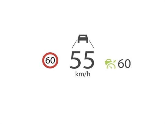 Active Driving Display