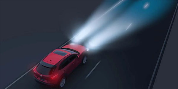 Adaptive LED Headlamps (ALH)