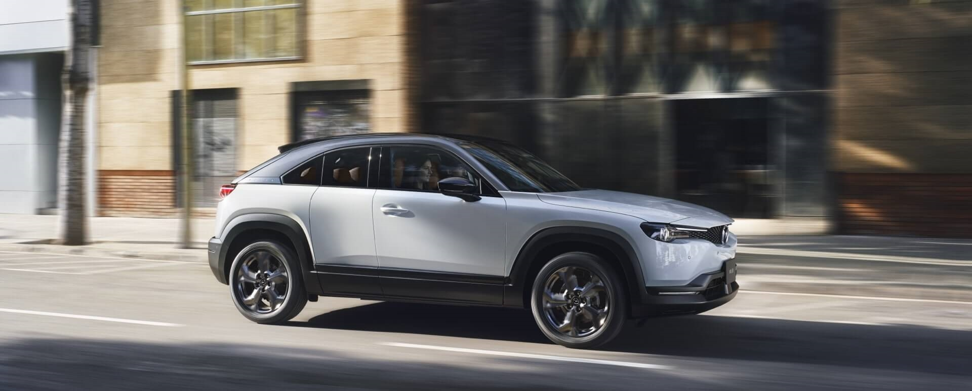 Compare the First-Ever Mazda MX-30