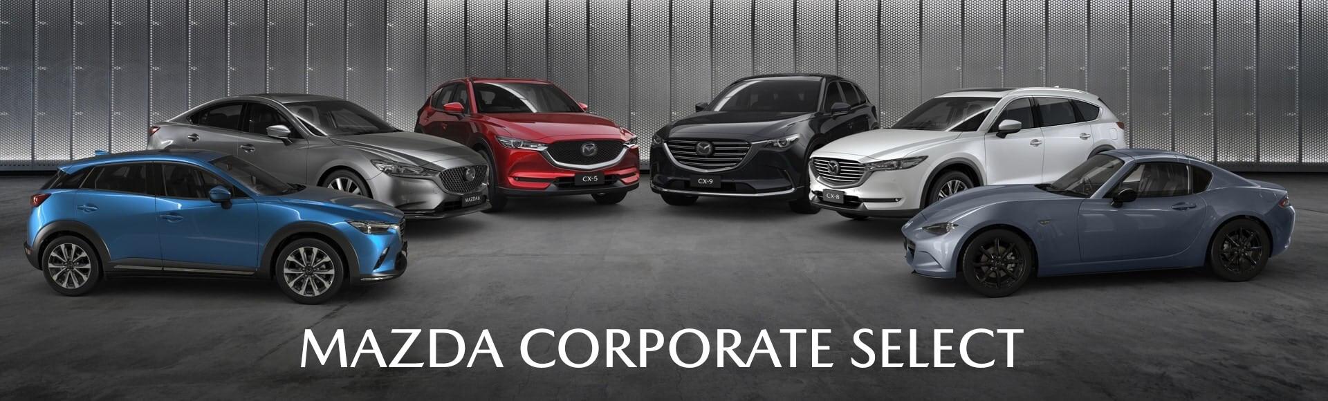 Mazda Corporate Select