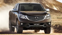 Mazda BT-50 from Mareeba Mazda