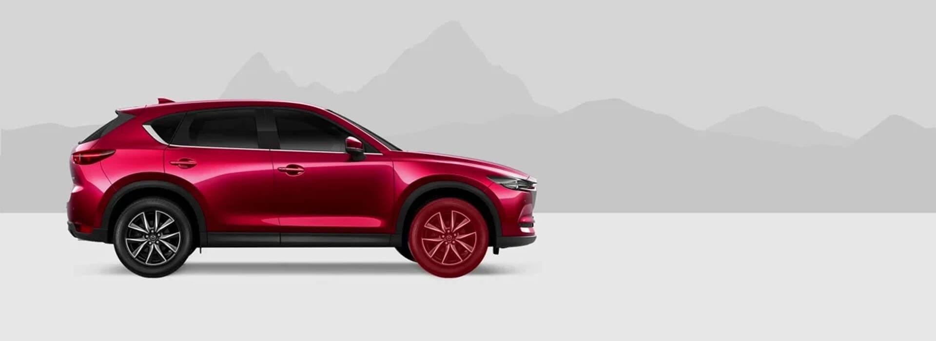Mazda CX-5 Stability