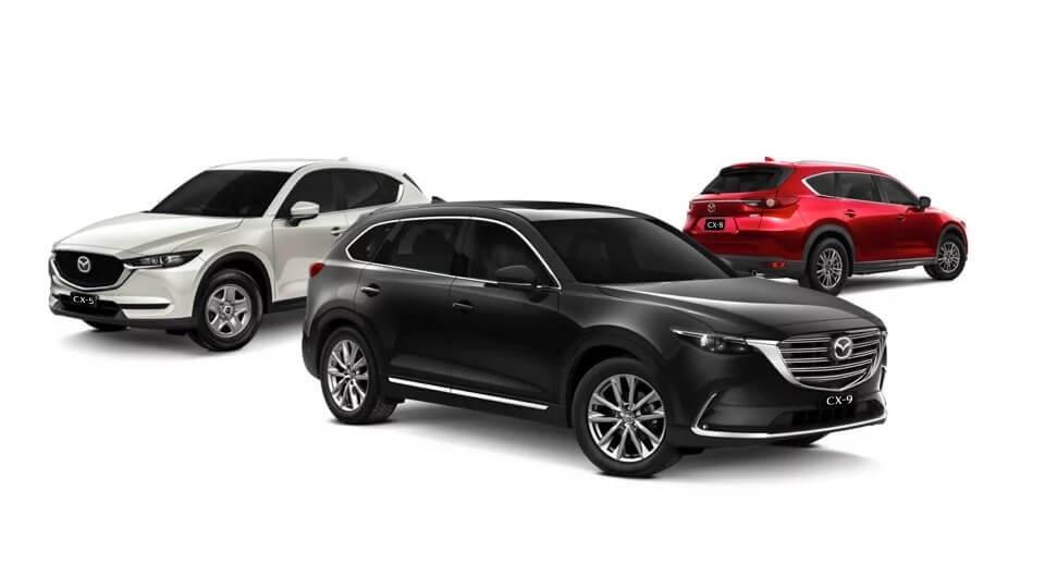 Mazda Range