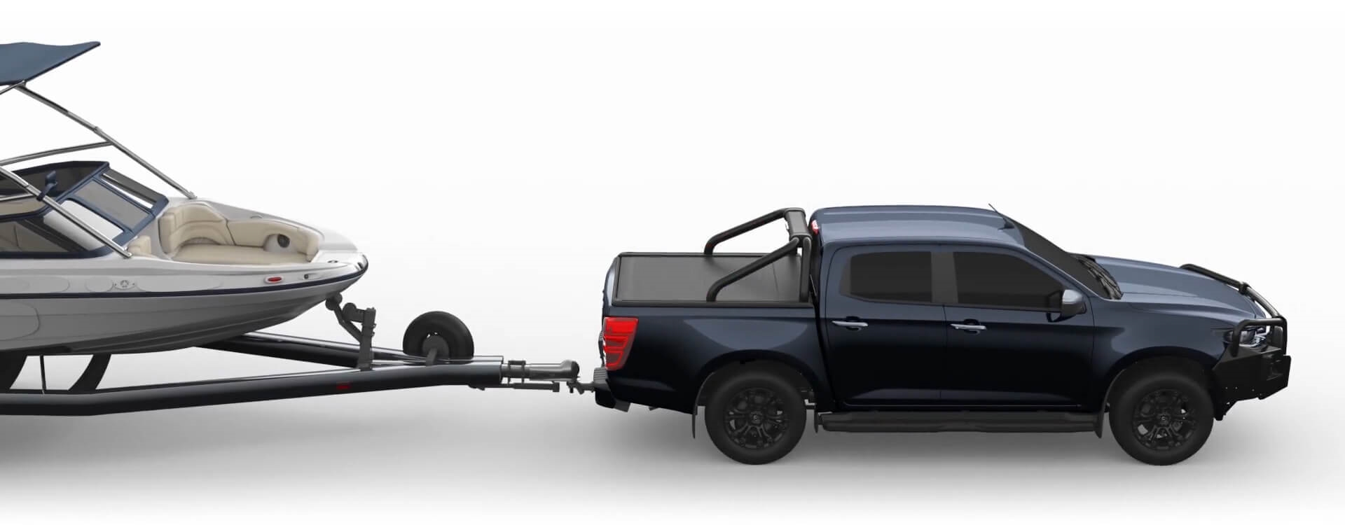 Mazda BT-50 Payload & Towing