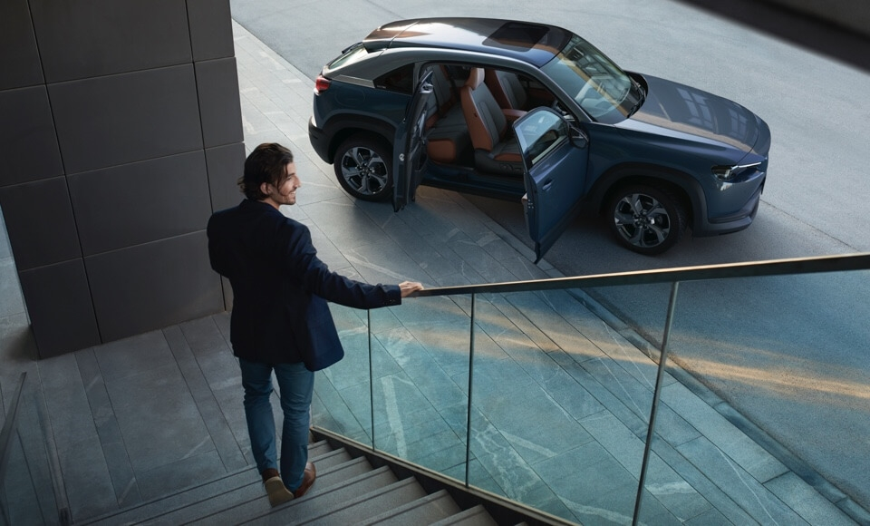 Mazda Announces a New Dawn of Electrification and Connected Services